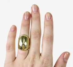 Juliet Knuckle Ring - made in Colorado <3 $50