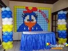 galinha pintadinha painel de baloes - Pesquisa Google