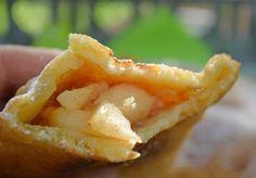 Troll a konyhámban: Mekis almás táska - paleo