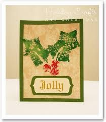 handmade christmas card making ideas - Google Search