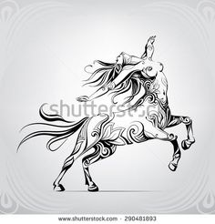 Image result for female centaur warrior drawing