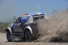 Ford Ranger Dakar 2015