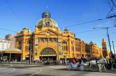 At the heart of Melbourne