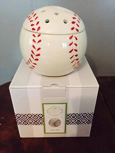 "Scentsy ""homerun"" warmer October 2015 warmer of the month #scentsbykris"