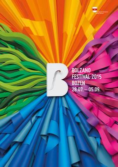 Bolzano Festival Bozen 2015 on Behance