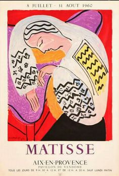 -- what a fantastic poster.Matisse -- what a fantastic poster. Henri Matisse, Matisse Kunst, Matisse Art, Matisse Prints, Matisse Drawing, Matisse Cutouts, Matisse Paintings, Picasso Paintings, Illustrations