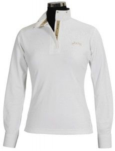Equine Couture Ingate Long Sleeve Show Shirt | HorseLoverZ