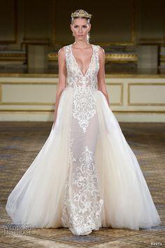 Berta Fall 2016 Wedding Dresses — New York Bridal Runway Show ...