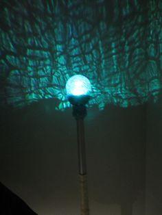 LED staff tutorial. 30 min, $10-$15