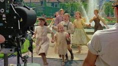 Resultado de imagem para the sound of music behind the scenes