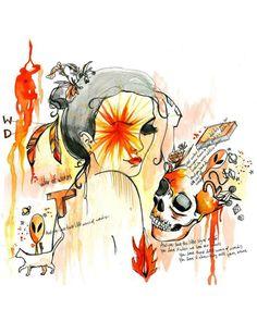 """Ouroboros - """"Calor"""" (by daniella)."""