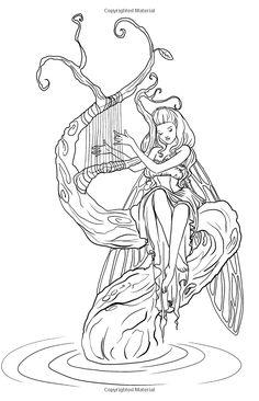 Steampunk fairy by Capia on deviantART wings gears