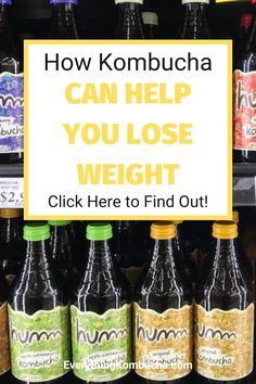 Many people have heard of or even tried kombucha, but not many know that it can actually help them lose weight! If you'd like to learn how to use kombucha to lose weight, tap on the pin to read my article! #kombucha #weightloss #drink #keto Kombucha Health Benefits, Trying To Lose Weight, Weight Loss Journey, Glass Bottles, Beer Bottle, How To Find Out, Alcoholic Drinks, Keto, Exercise