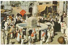 Makkah Old Pictures, Islamic Wallpapers Maka, Mecca Masjid, Pilgrimage To Mecca, History Of Islam, Art History, Rare Historical Photos, Beautiful Mosques, Beautiful Places, Islamic Wallpaper
