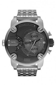 Diesel Little Daddy heren horloge DZ7259 | JewelandWatch.com