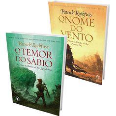 Kit Livros - A Crônica do Matador de Rei (2 Volumes)