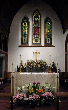 Tiffany Studios | St. James' Episcopal Church, Glastonbury, Connecticut