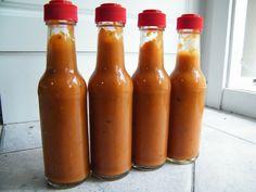 My Hot Sauce Website