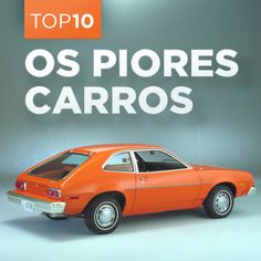 Os piores carros do mundo on Pinterest | Ford Pinto, Gremlins and Php