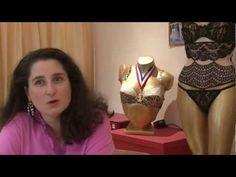 Corsetière, un métier d'artisan et d'artiste avec LOUISE FEUILLERE