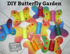 C's Butterfly Garden - Mama Say What?!
