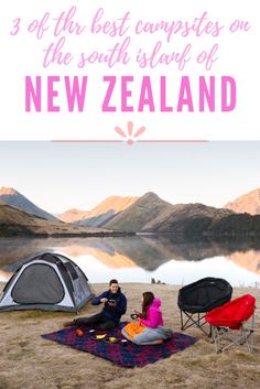 New Zealand is the perfect place to plan a camping road trip. The South Island in particular is jam-packed full of epic scenery and things to do. You can travel around New Zealand by car, camper van, bike or by tour group. Car camping and camper van style trips are particularly easy due to the many free or affordable campgrounds... Renee Roaming - http://www.reneeroaming.com/2016923a-guide-to-camping-on-new-zealands-south-island/