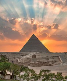 Post with 4594 votes and 200481 views. Tagged with interesting, photography, earth; The sunset over the Giza pyramids, as seen from Cairo, Egypt. Giza Egypt, Pyramids Of Giza, Sphinx Egypt, Luxor Egypt, Ancient Egypt Pyramids, Places To Travel, Places To Visit, Travel Destinations, Travel Tourism