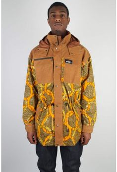 Y'OH African style Jacket £280