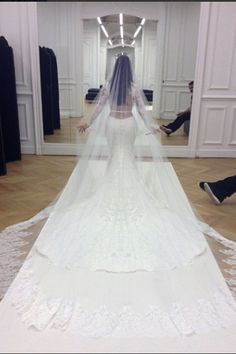 Kim Kardashian - 40 Most Stunning Celebrity Wedding Dresses of All Time  - Cosmopolitan.com