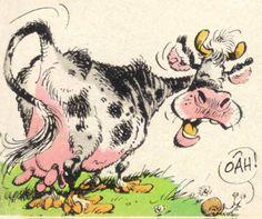Illustration s'il vous plaît - André Franquin