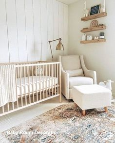 simple nursery ideas ~ simple nursery - simple nursery ideas - simple nursery ideas girl - simple nursery ideas neutral - simple nursery boy - simple nursery neutral - simple nursery girl - simple nursery ideas for boys Baby Room Themes, Baby Boy Rooms, Baby Room Decor, Baby Boy Nurseries, Modern Nurseries, Girl Rooms, Wood Nursery, Nursery Neutral, Nursery Room