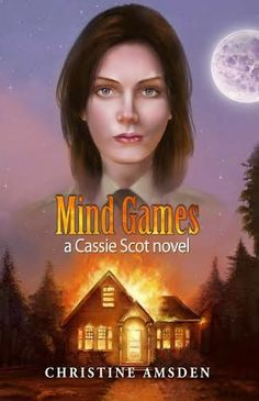 The Book Review: MIND GAMES BY CHRISTINE AMSDEN-FEATURE AND REVIEW