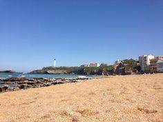 Biarritz in Aquitaine