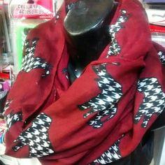 Alabama Crimson Scarf!!! Beautiful Alabama Crimson infinity Scarf Accessories Scarves & Wraps