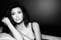 Kim Kardashian... Yes she's gorgeous but she's famous for sucking a dick big damn deal