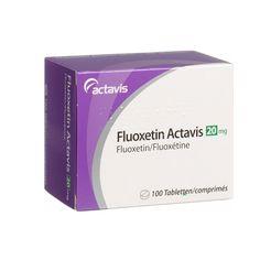 Online die besten Antidepressiva kaufen - Rezeptfrei 24 - Fluoxetin