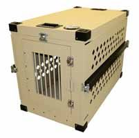 Next time I have an escape artist ... X-Large Impact Collapsible Aluminum Dog Crate
