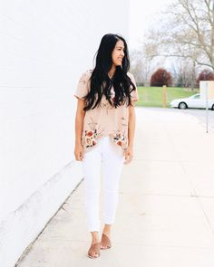 Who's still in the need of an Easter Outfit?!☀️ We still have hot options... just like this beautiful woman!  Visit us at our Orem and Lehi location for last minute Basket items. Top $32, denim $198, shoes $61!  Take a look at @emilie_at_amara beautiful hair post @amara.dayspa.salon! #amaradayspa #utahshopping #utahboutique #easter