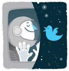 Éditorial : La nouvelle Odyssée de l'espace on Behance