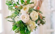 All-white, garden affair infused with moments of sheer pink bliss: http://www.stylemepretty.com/2014/08/07/garden-sophistication-with-a-pop-of-pink/… @josevilla