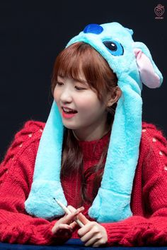 Kpop Girl Groups, Kpop Girls, Yuri, Honda, Sakura Miyawaki, Bunny Hat, Japanese Girl Group, Kim Min, Extended Play