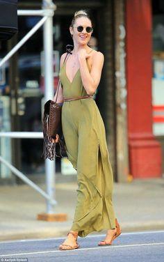 10 looks incríveis de Candice Swanepoel 3