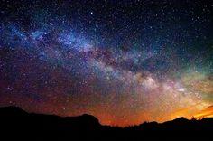 Starry night sky  by Aslinah Safar on 500px