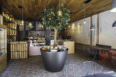 Nuevo inauguado en Madrid, Gust Restaurente 1
