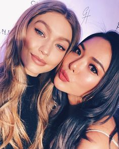January 26 ; #GigiHadid with fans at the Tokyo launch of #GiGixMaybelline in Tokyo, Japan! @gigihadid