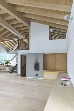 Maison Bois Contemporaine, The Barn par Mostlikely Architecture