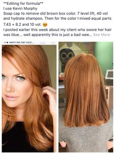 Hair Color Auburn, Hair Dye Colors, Auburn Hair, Red Hair Color, Cool Hair Color, Blonde Hair Goals, Tan Blonde, Red Balayage Hair, Redhead Makeup