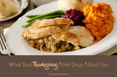Your Thanksgiving Plate & Relationships!