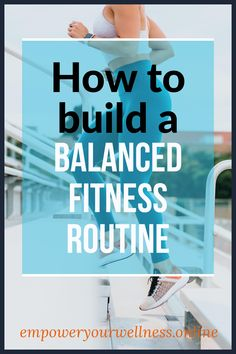 Does your workout routine need an overhaul? Learn how to build a balanced fitness plan for optimal results and injury prevention.   A well-rounded fitness program includes elements of cardio, strength training, flexibility, and balance exercises. Read the full article to find out how you can structure your fitness for overall health benefits.   #workoutplan #fitnessroutine #workoutroutine Workout Plan For Women, At Home Workout Plan, Workout Schedule, Workout Routines, Fun Workouts, At Home Workouts, Fitness Tips, Fitness Plan, Fitness Motivation