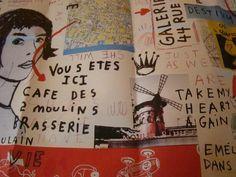 Cafe in Paris  2011